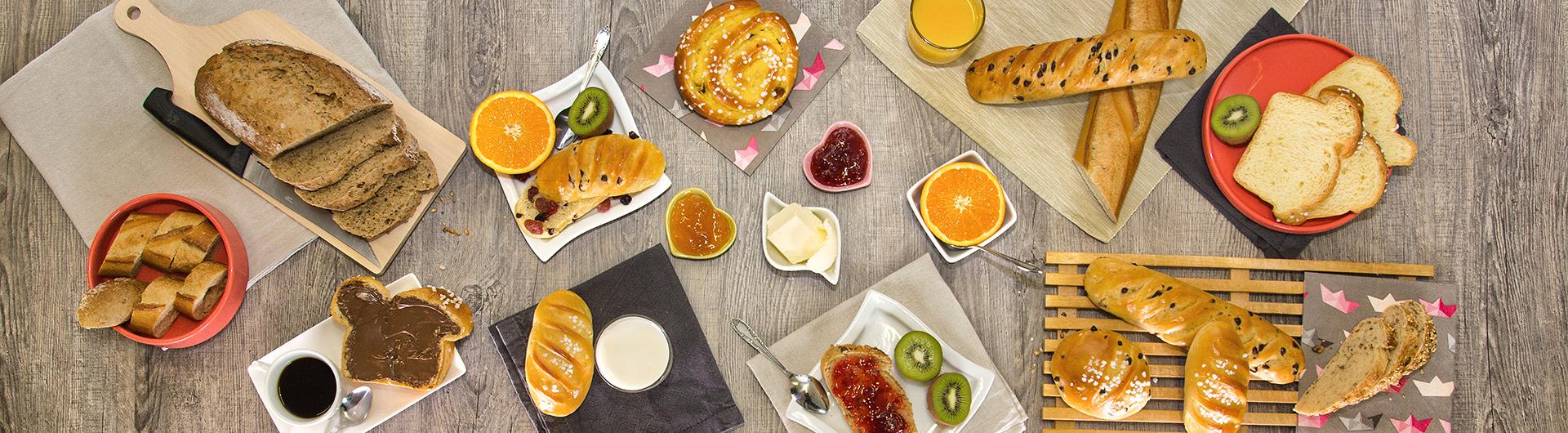 Les gourmandises de nos pauses déjeuner