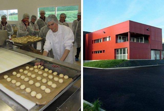 Nouvelle usine châtaigneraie-brioches surgelees-Briogel