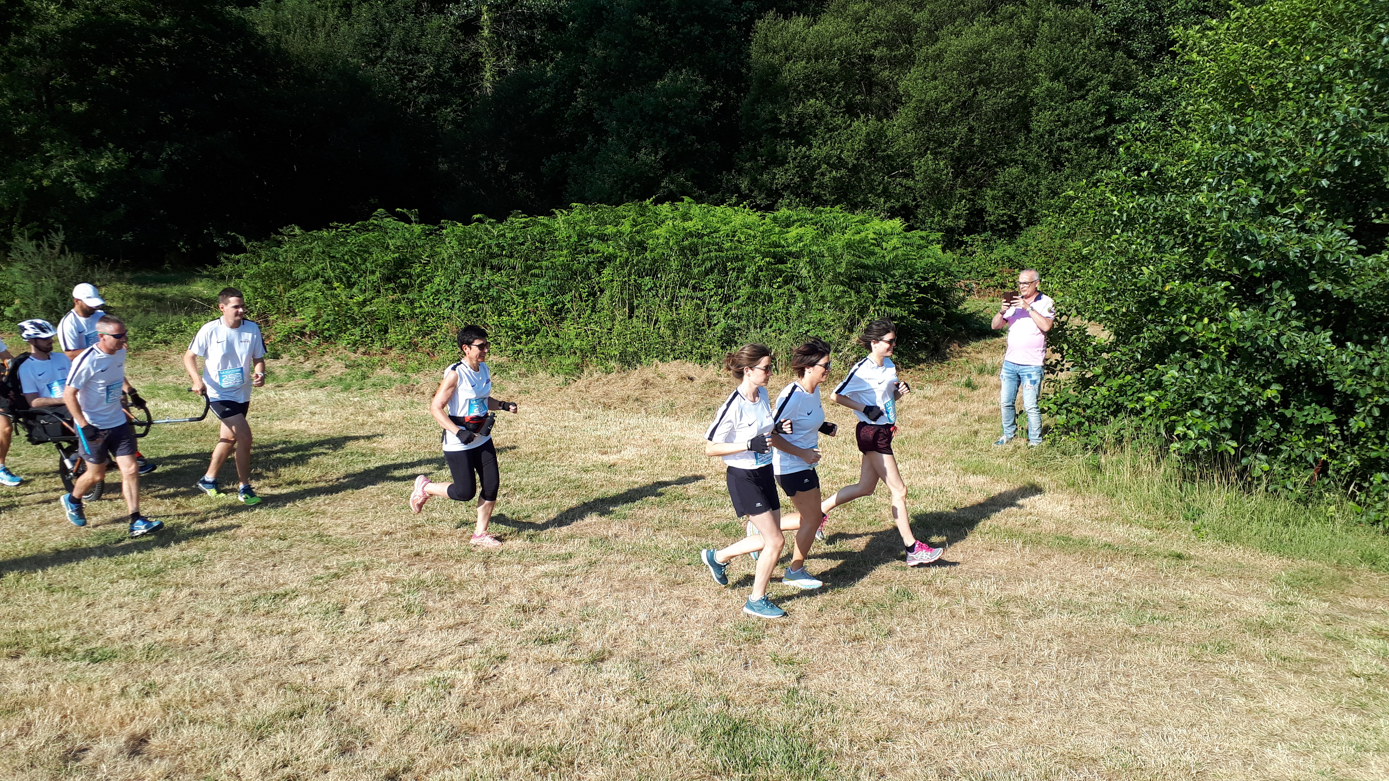 Course la Foyenne - équipe Brio'gel